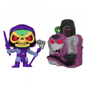 Skeletor With Snake Mountain POP! figura - Masters of the Universe POP 23 -