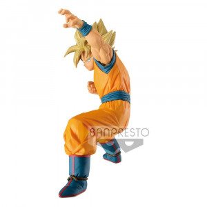 Super Saiyan Son Goku szobor - Dragon Ball Super Super Zenkai -