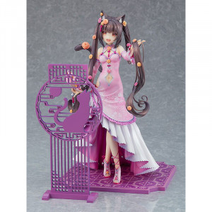 Chocola: Chinese Dress Ver. szobor - Nekopara -