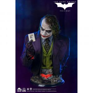 The Joker Life-Size Bust -...