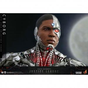 Cyborg Sixth Scale Akciófigura - Zack Snyders Justice League - Movie Masterpiece Series -