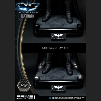 Batman deluxe statue - The Dark Knight - High Definition Museum Masterline -