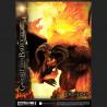 Gandalf Versus Balrog - The Lord of the Rings - Premium Masterline -