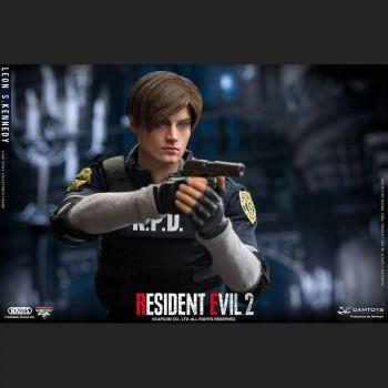 Leon S. Kennedy Figure - Resident Evil 2 -