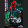 Spider-Man Sixth Scale Figure - Homemade Suit Version - Spider-Man: Far From Home - Movie Masterpiece Series -