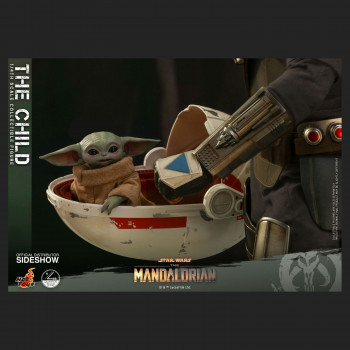 The Child Quarter Scale Figure - Star Wars: The Mandalorian - Quarter Scale Series -