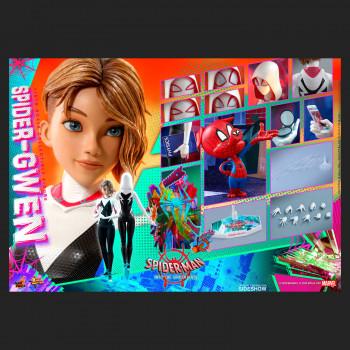 Spider-Gwen Sixth Scale Figure - Into the Spider-Verse - Movie Masterpiece Series -
