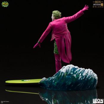 The Joker Deluxe Statue - Art Scale - Batman 1966 -