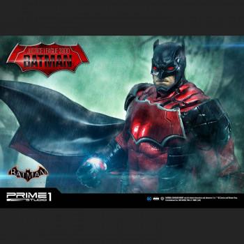 Justice League 3000 Batman Statue - Batman Arkham Knight - Concept Masterline -