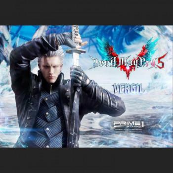 Vergil Statue - Devil May Cry V - Ultimate Premium Masterline -