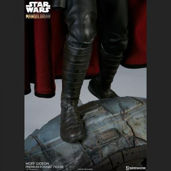 Moff Gideon Premium Format Figure - Star Wars: The Mandalorian -