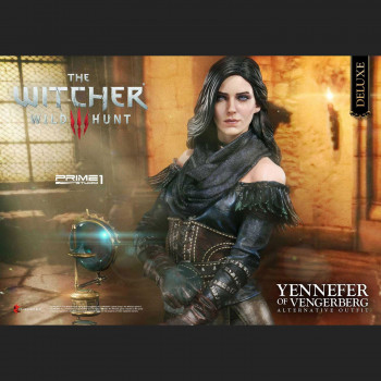 Yennefer of Vengerberg deluxe Statue - Alternate Outfit - The Witcher 3 Wild Hunt -