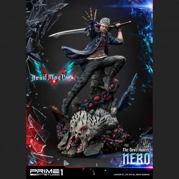 Nero Statue - Devil May Cry 5 - Ultimate Premium Masterline -