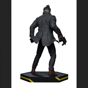 Takemura Statue - Cyberpunk 2077 -