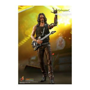 Johnny Silverhand Sixth Scale akciófigura - Cyberpunk 2077 - Video Game Masterpiece Series -