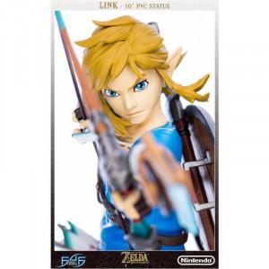 Link szobor - The Legend of Zelda Breath of the Wild -
