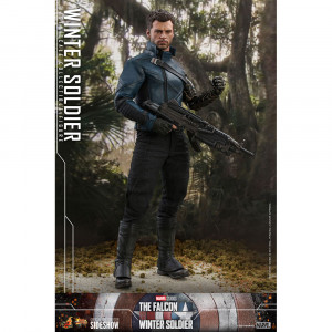 Winter Soldier Sixth Scale akciófigura - Falcon and the Winter Soldier - Televison Masterpiece Series -