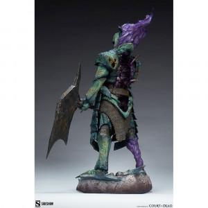 Oathbreaker Strÿfe: Fallen Mortis Knight Premium Format Figure -