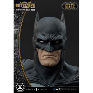 Batman mellszobor - Detective Comics 1000 Concept Design by Jason Fabok - DC Comics -