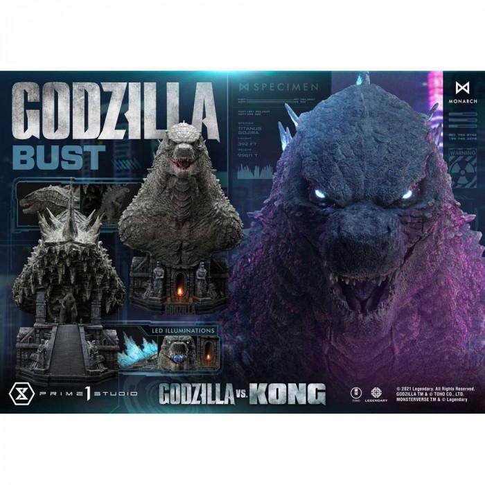 Godzilla Bonus Version mellszobor - Godzilla vs Kong -