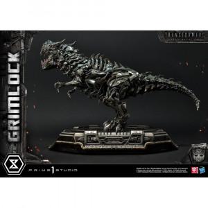 Grimlock szobor - Transformers Age of Extinction - Museum Masterline -