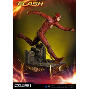 Flash szobor - DC Comics - Museum Masterline -
