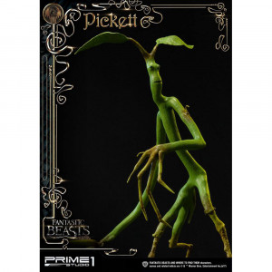 Pickett szobor -  Fantastic Beasts and Where to Find Them - Life Scale Masterline -