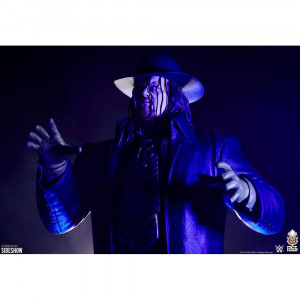 The Undertaker szobor - WWE -