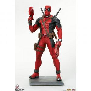 Deadpool szobor - Marvel Contest of Champions -