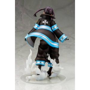 Tamaki Kotatsu ARTFX J szobor - Fire Force -