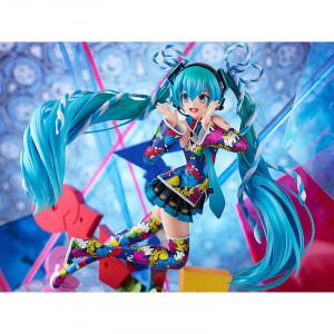 Hatsune Miku Miku EXPO 5th Anniv. - Lucky Orb: UTA X KASOKU Ver. szobor - Vocaloid Vocal Series 01 -