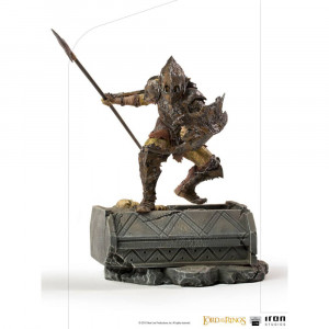 Armored Orc BDS Art Scale szobor - Lord Of The Rings -