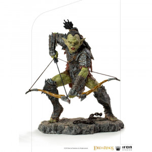 Archer Orc BDS Art Scale szobor - Lord Of The Rings -