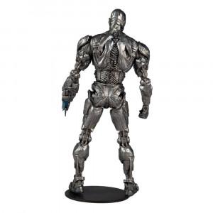 Cyborg akciófigura - DC Justice League Movie -